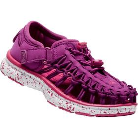 Keen Uneek O2 Sandals Barn purple wine/verry berry